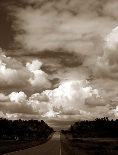 Cloud Photography by Jenny Gummersall